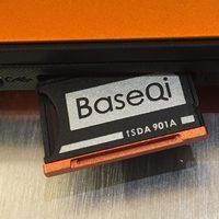 card reader Original BaseQi Aluminum Minidrive Microsd Card Adapter 901A For Lenovo yoga 900 & 710 SD card reader Memory Card Adapters usb c (4)