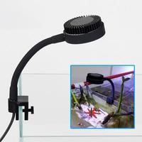 Clip Light LED Lamp Fish Tank Water Grass Lamp Sea Cylinder Lamp Grass Algae Cylinder Lamp