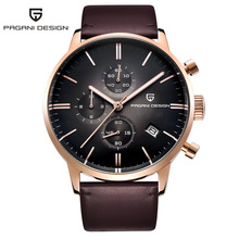 2017 top Mens Watches Top Brand Luxury Waterproof 30M Genuine Leather Sport Military Quartz Watches Men Clock Relogio Masculino
