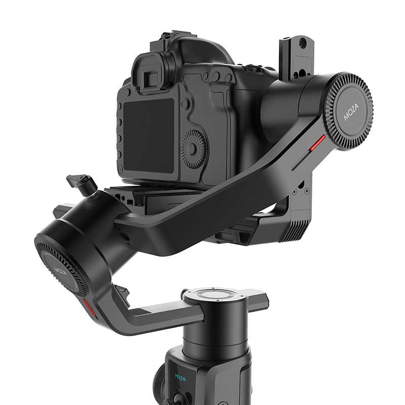 In Stock Moza Air 2 3-Axis Handheld Stabilizer for Canon Nikon Sony A7S  A7R3 Lumix GH4 DSLR Mirrorless Cameras,Payload 4 2kg