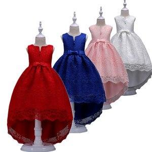 Платье для маленьких девочек, детские платья для девочек, От 2 до 10 лет, одежда для дня рождения, вечернее платье для девочек, официальная оде...