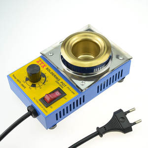 Soldering Pot Melting Temperature-Controlled 150W with Eu-Plug Tin-Cans High-Quality