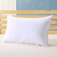 Firm tpye 90% white goose down pillow 20*26 inches white filled 30 oz Fill power 800+ white goose down free shipping