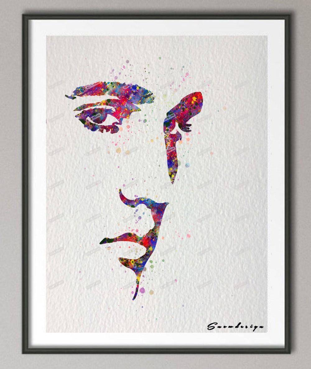 On Line Get Barato Canvas Pop Cartazes Aliexpress Com Grupo Alibaba ~ Imagens Para Quadros De Quarto Para Imprimir Abacaxi