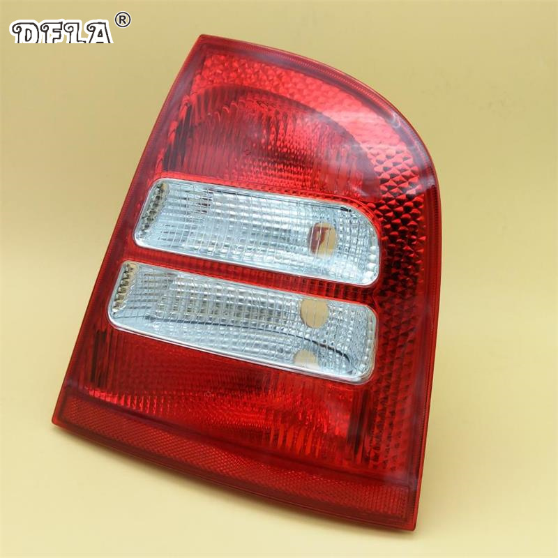 For Skoda Octavia A4 MK1 Sedan 2000 2001 2002 2003 2004 2005 2006 2007 2008 2009 2010 2011 Rear Tail Light Lamp Right Side aftermarket free shipping motorcycle parts eliminator tidy tail for 2006 2007 2008 fz6 fazer 2007 2008b lack
