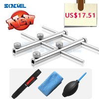 3 In 1 Lens Cleaning Kit Professional DSLR Camera Lens Repair Spanner Wrench Opening Open Tool