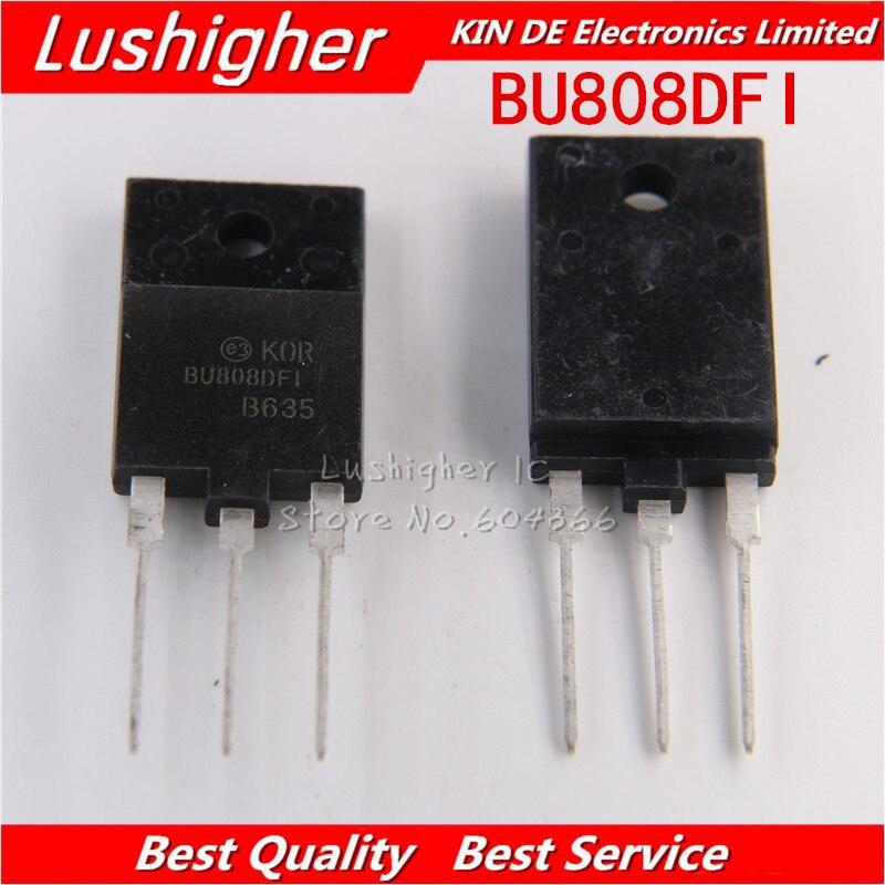 BU808DFI = BU808DFX TRANSISTOR BU808DF