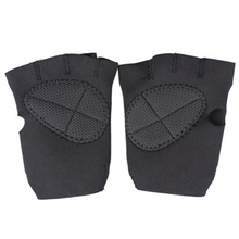 Weight Lifting  Workout  Palm Exercise Fingerless Tactical Gloves