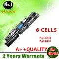 Atacado novo 6 células bateria do portátil para acer aspire timelinex 3830 t 4830 t 4830tg 3icr19/66-2 as11a3e as11a5e frete grátis