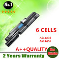 Wholesale New 6 cells laptop battery for ACER Aspire TimelineX 3830T 4830T 4830TG  3ICR19/66-2 AS11A3E AS11A5E  FREE SHIPPING