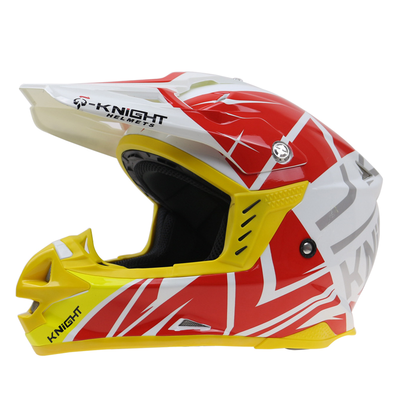 Motorcycle Helmets Dot >> ATV UTV Dirt bike helmet professional Off Road Helmet Racing style motorcycle helmet DOT ECE ...