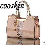 Women Leather Handbags Women Bag Handbag The New Brand Handbag Patent Leather Handbags Korea Fashion Single