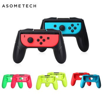 New 2 PCS Handle Grip For Nintendo Switch Gamepad Joystick Accessories For Nintend Switch Controller Joycon NS NX Holder Stand
