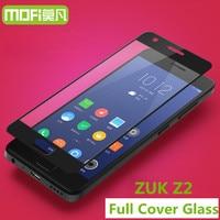 ZUK Z2 glass tempered MOFi original Lenovo ZUK Z2 screen protector film full cover black white z2 zuk tempered glass 5.0 inch