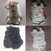 Натуральный кроличий мех, Распродажа по цельной части