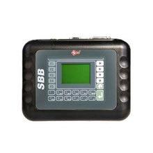 SBB V33 02 Key Professional Universal Auto sbb Key Programmer Multi language SBB Silca V33 02