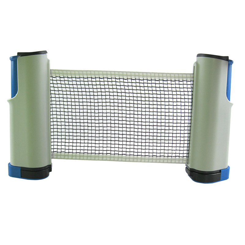Flexible Table Tennis Net Retractable Ping Pong Net Rack Tenis de mesa