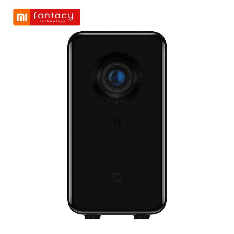 Nieuwe Originele Xiao Mi Mi Jia Projector Dual 2.4 Ghz/5 Ghz 1080 Full Hd 4 K Bluetooth 4.1 Led Lichtbron Mi Ui Tv 3d Dlp Mi Projectie