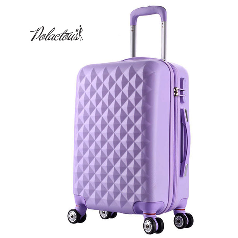 202428inch High quality Trolley suitcase luggage traveller case box Pull Rod trunk rolling spinner wheels ABS+PC boarding bag 20 24 inch braccialini harajuku fairy girl trolley suitcase rolling spinner wheels pull rod luggage traveller case boarding bag
