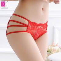 5 stks/partij Hot koop vrouwen sexy kant slipje Strips hollow ademend panty slips meisje ondergoed vrouwelijke intimi Bragas 802P5