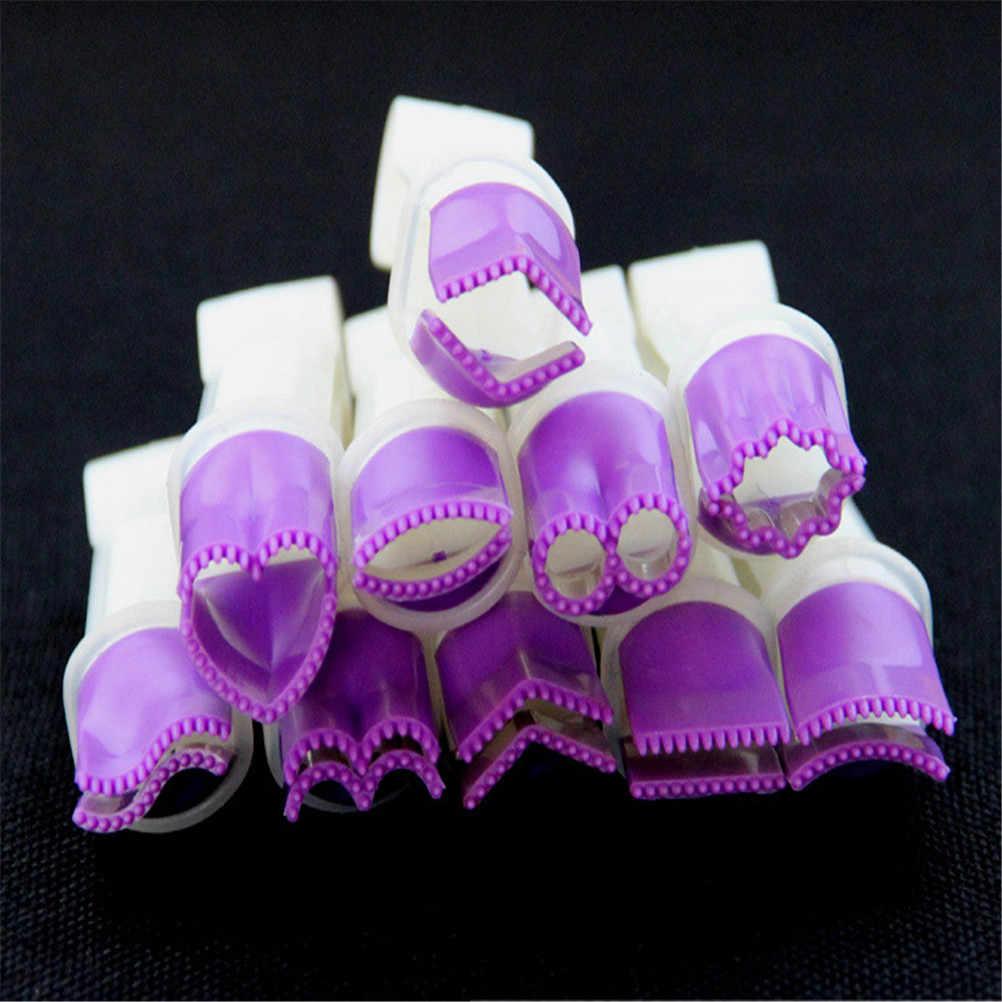 プラスチックピンセットケーキ花レースクリップ彫刻ケーキクッキー菓子カッターツール