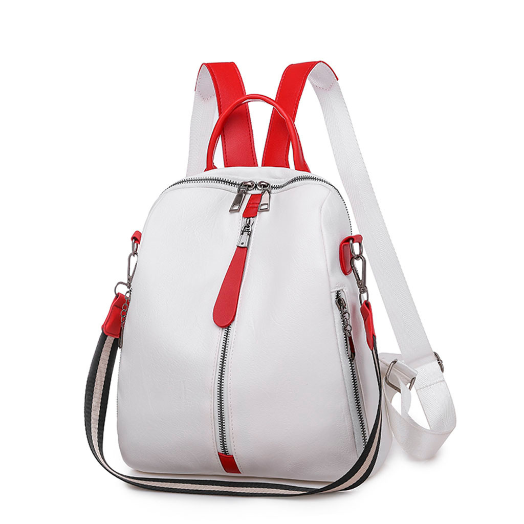 Aelicy Soft Leather Backpack Womens Solid School Shoulder Bag Girls High Quality Pu Computer Backpack RugzakAelicy Soft Leather Backpack Womens Solid School Shoulder Bag Girls High Quality Pu Computer Backpack Rugzak