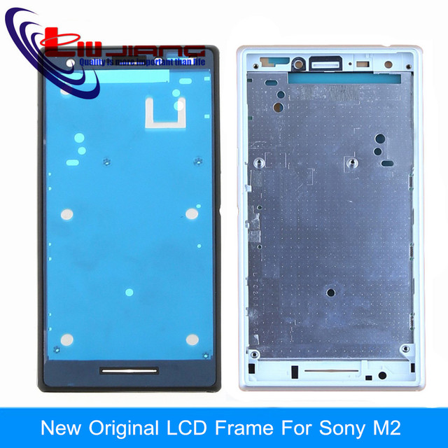 Original Housing Frame Housing For Sony Xperia C S39h S39 C2305 Front frame