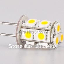 DHL/EMS Free Led G4 Lamp 13 13pcs 5050SMD 12VAC&12VDC&24VDC