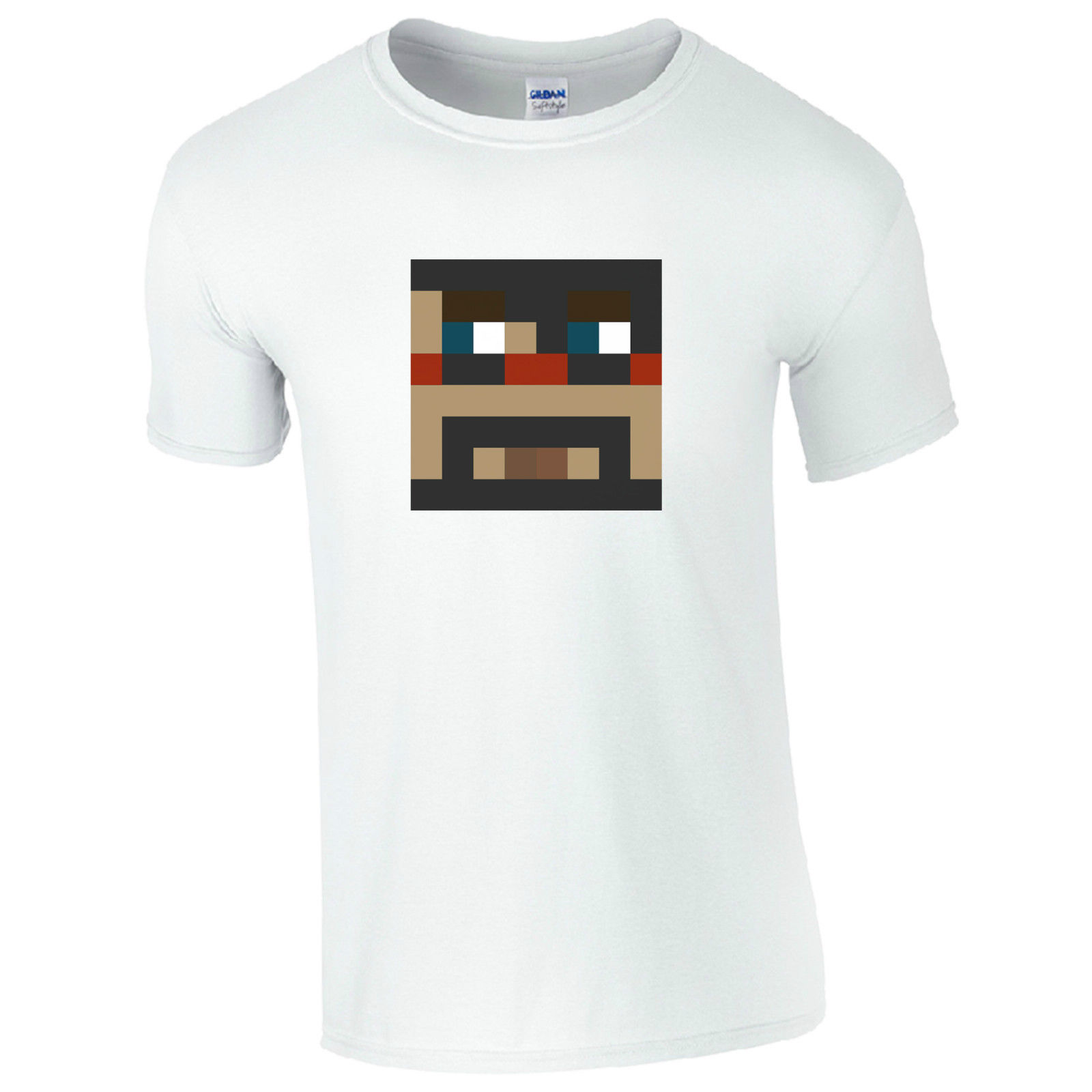 T shirt design youtube - Captainsparklez T Shirt Fun Cool Cs Youtube Video Gamer Fan Kids Men Gift Top