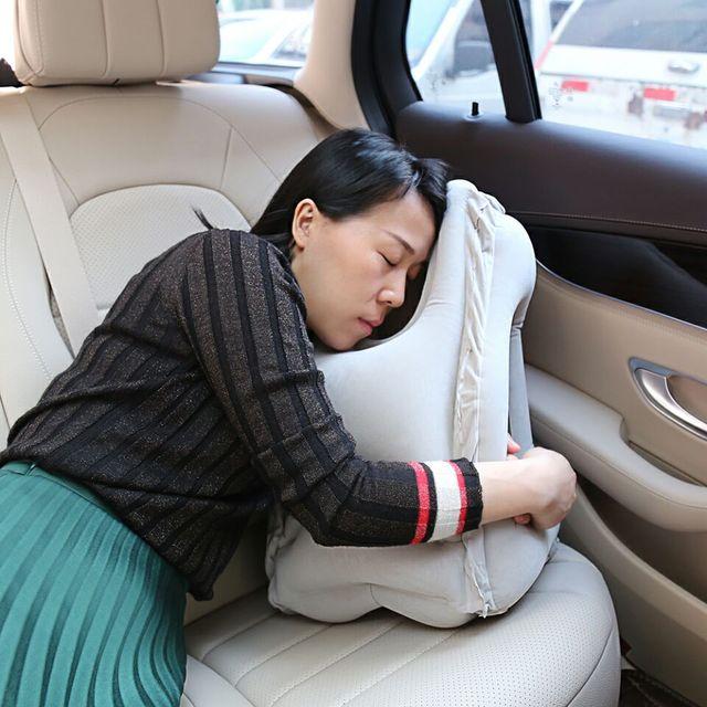 Office Inflatable Sleeping Bag Lunch Break Air Pillow Ultra Light Folding Trip Artifact