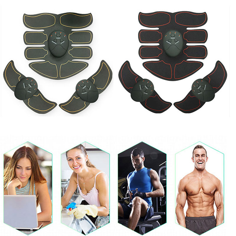 New Smart EMS Electric Pulse Treatment Massager