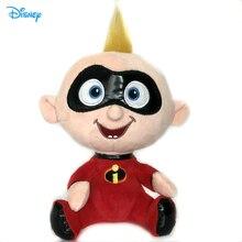 Original Disney Pixar The Incredibles 2 Doll Bob Parr Jack-Jack Parr Plush Doll Stuffed Plush Toy Kids Baby Birthday Gift