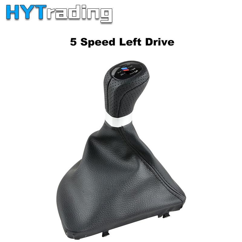Image 4 - 5/6 Speed Car Gear Shift Knob 1 3 5 6 Serie E30 E32 E34 E36 E38 E39 E53 E60 E63 E83 E84 E87 E90 E91 E92 F30 Car Accessories-in Gear Shift Knob from Automobiles & Motorcycles