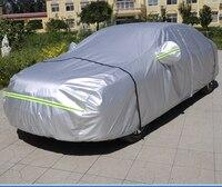 Высокое качество! Специальные крышка для автомобилей Mazda 3 Axela седан 2018 2014 солнцезащитный крем антифриз водонепроницаемый чехол автомобиль,