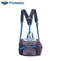 Pioneer 7L Climbing Backpack Bag Bicycle Riding Outdoor Bags Sport Walking Hiking Travel Pouch Waist Pack Bag for Men & Women