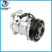10S17C auto ac compressor for CHRYSLER JEEP WRANGLER 2.4L MC447220 4253 447220 4253 447220 4250 55037578AC RL037578AC