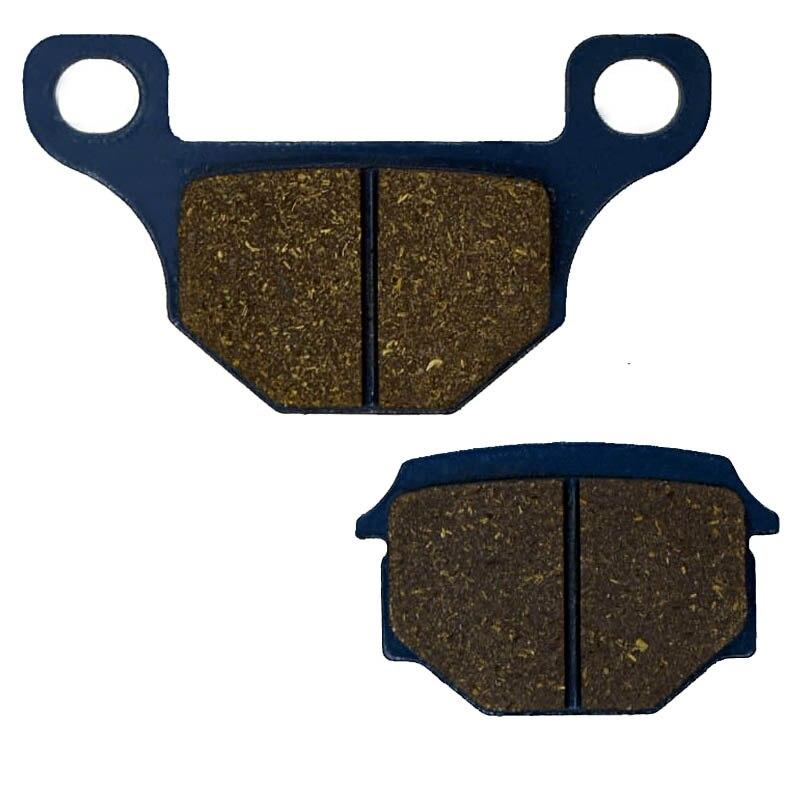 SEMI METAL FRONT BRAKE PADS FOR APRILIA RX 50 C//CD 93-04 F