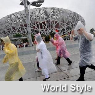$5 off per $59 [Free Shipping]Riding Travel Must Unisex Disposable Raincoat / Poncho