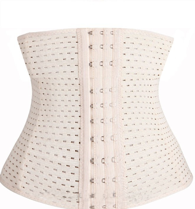 Latex Waist Trainer Corset Women Waist Training Corsets Body Hot Shapers Latex Waist Cinchers fajas fajas reductoras Espartilho