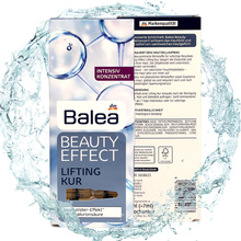 Germany Balea Hyaluronic Acid Serum Beauty Effect Lift Treatment Booster Face Ne