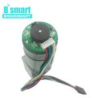 Bringsmart 2.5 60KGCM High Torque Gearbox Motor Low Speed 12 470RPM Electric Micro DC Motor 12V 24V Encoder Self Lock A58SW 555B