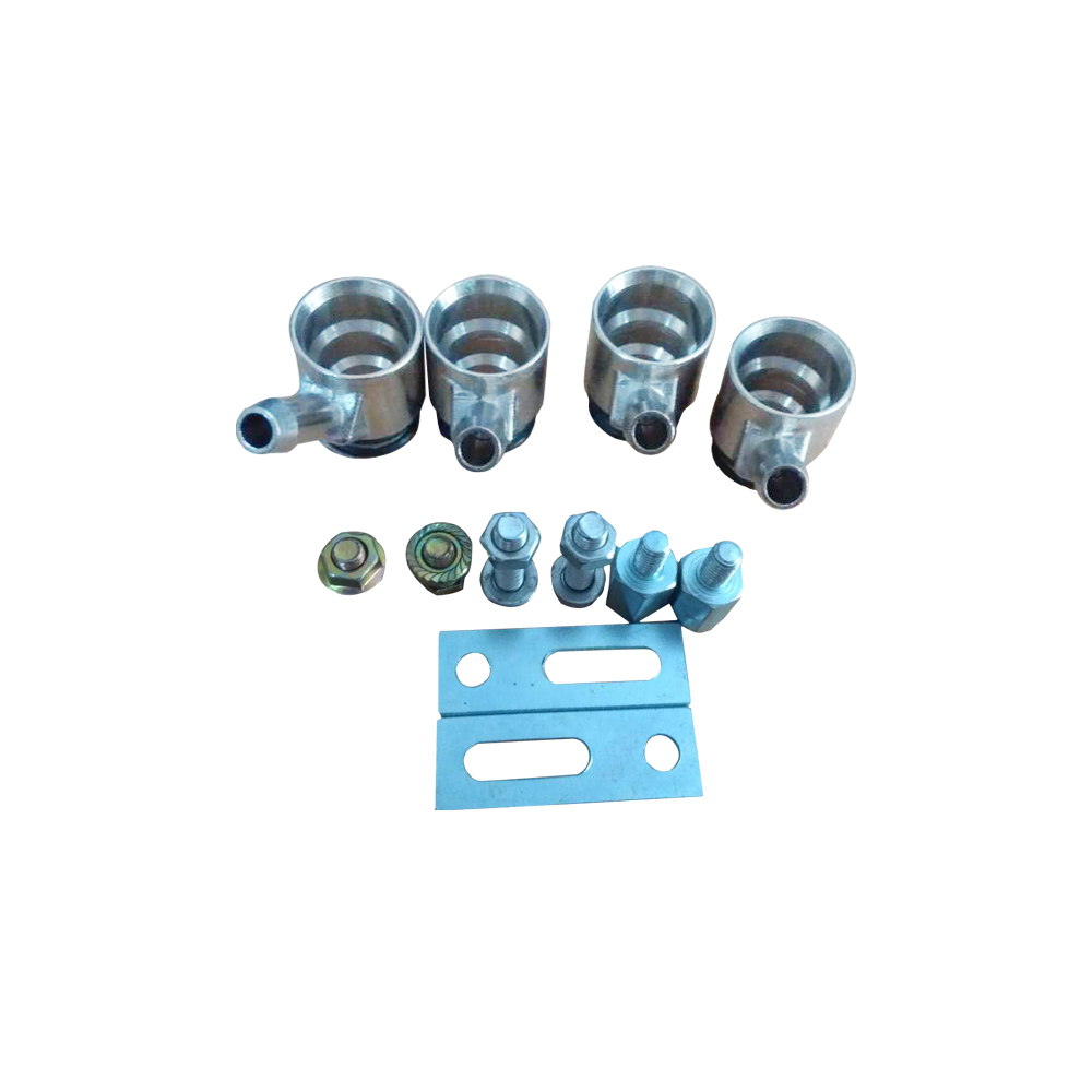 M6 Injector Adaptor For CNG LPG Gas Car LPG CNG Conversion Kits No Need To Drill Hole On Your Car