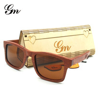 G M sunshine and fashionable wooden sunglasses rosewood, ebony, sunglasses natural person female classical wooden glasses