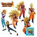 Dragon Ball Z Son Gokou Action Figure Banpresto SCultures 170MM Dragon Ball Goku Model Toy Figuras DBZ Super Saiyan 100%Original