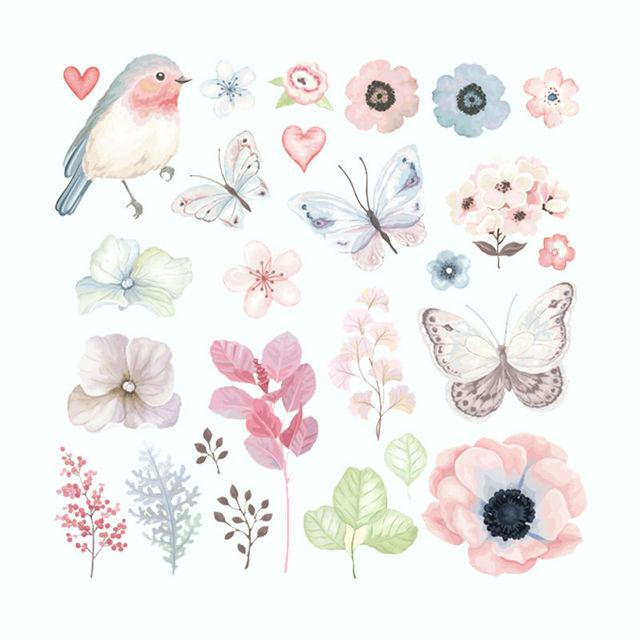 Colife цветок патч футболка Платья для женщин Нашивки для Костюмы 22*21.7 см уровня моющиеся теплообмена DIY аксессуары украшения