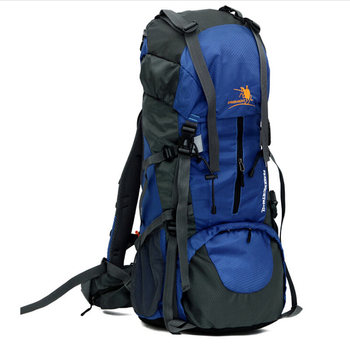 High Quality Backpack New Men's Backpacks 70L Waterproof Nylon Travel Mountaineering Bags Leisure Movement Bag DSB0002