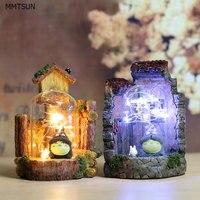 Carino Casa Tavolo Lampade Decorative Filo Luci Leggiadramente della Stringa Interna A LED per il Festival Festa di Nozze Decorazione Della Casa