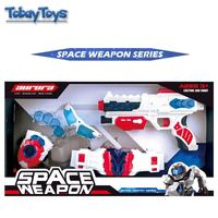 Game Shooting Role Playing Kids Plastic Gun Toy Wars Gun Movie Space Weapon Series Gun Toys For Children's Day Gift