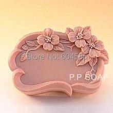 Dendrobenthamia japonica 0969 художественная силиконовая форма для мыла, формы для рукоделия, формы для мыла ручной работы