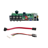 5 in 1 8CH 1080N CCTV DVR Board supoort AHD CVI TVI IP CVBS Camera 1080N/960P/5MP ONVIF Surveillance Video Recorde Main board